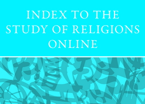 Index to the Study of Religions